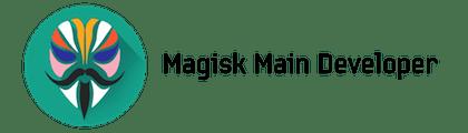 Magisk Manger Developer