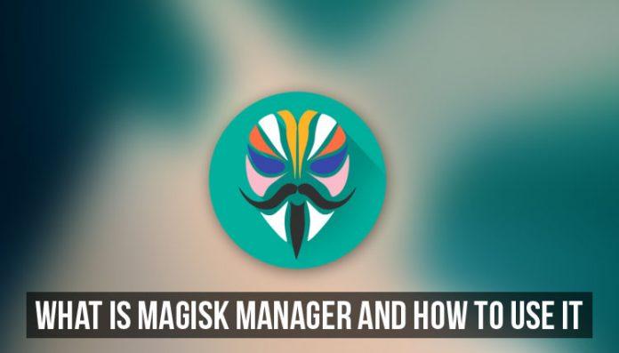 [شرح] تثبيت واستخدام فيرموير [Magisk Manager] بديل SuperSU