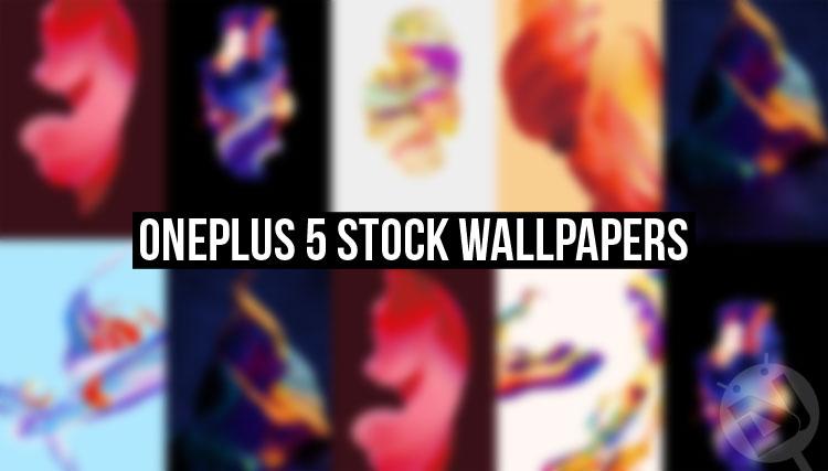 [تحميل] الخلفيات الرسمية لـ OnePlus 5 بدقة HD