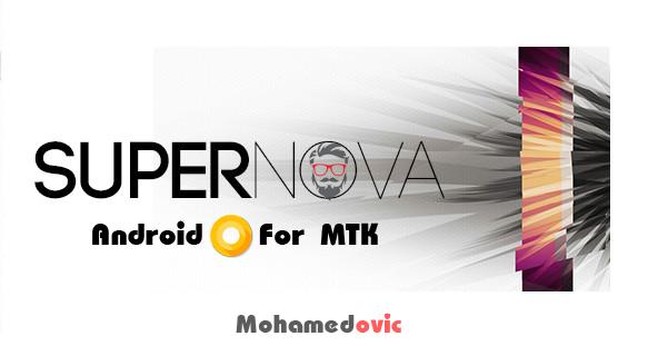 [روم][مدياتك] SuperNova Android O بنظام Android 8