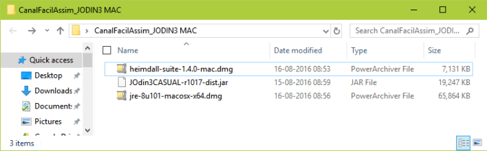 Java Odin for Mac