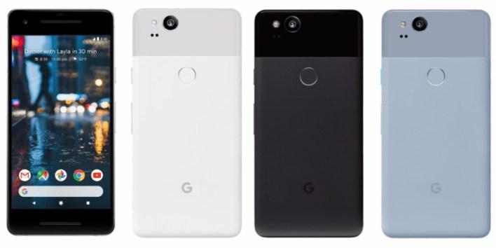 Google Pixel 2 colors Mohamedovic 1