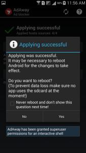 Install AdAway Adblocker for Android Mohamedovic 04