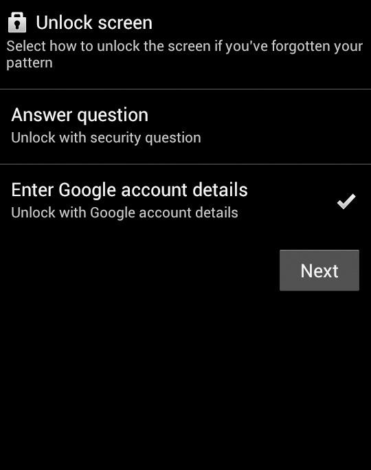 Forgot Pattern on Android Device Mohamedovic 02