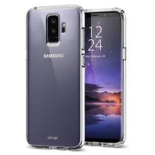 Samsung Galaxy S9 Leaked Render Plus Mohamedovic
