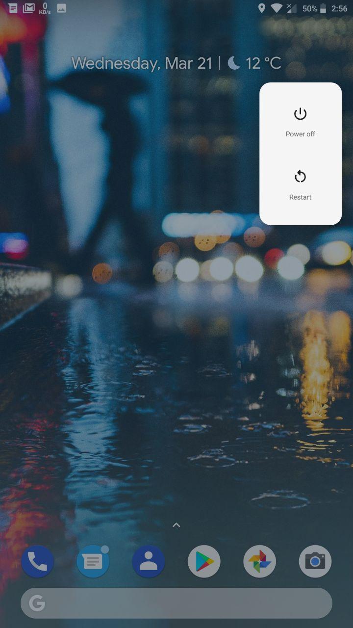 روم بنظام Android 8.1 Oreo بمميزات Pixel 2 لهاتف Galaxy Note 3 2