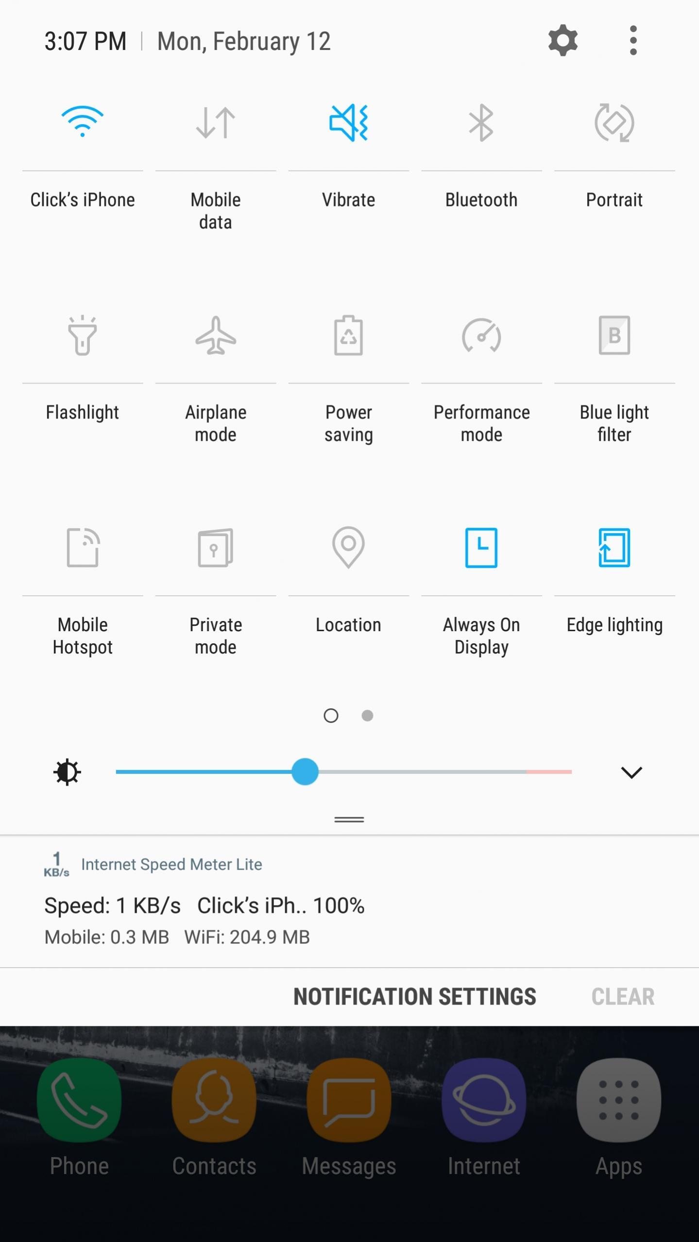 تثبيت روم Experience 9.0 بنظام Android 8.0 على هاتف Galaxy S7 Edge 11