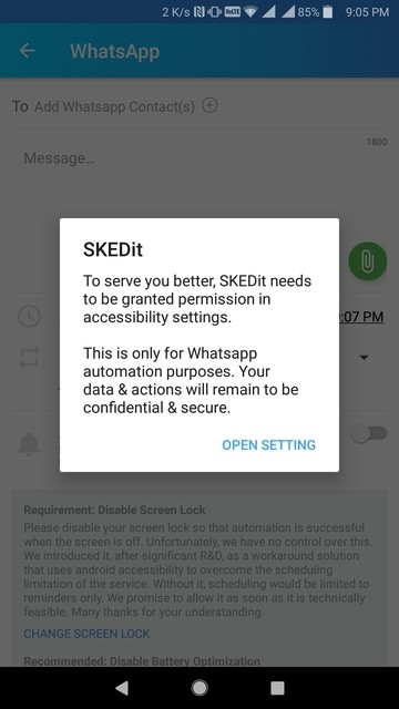 Automate-WhatsApp-Messages-using-SKEDit-Mohamedovic-02