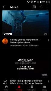 يوتيوب الاسود 2020