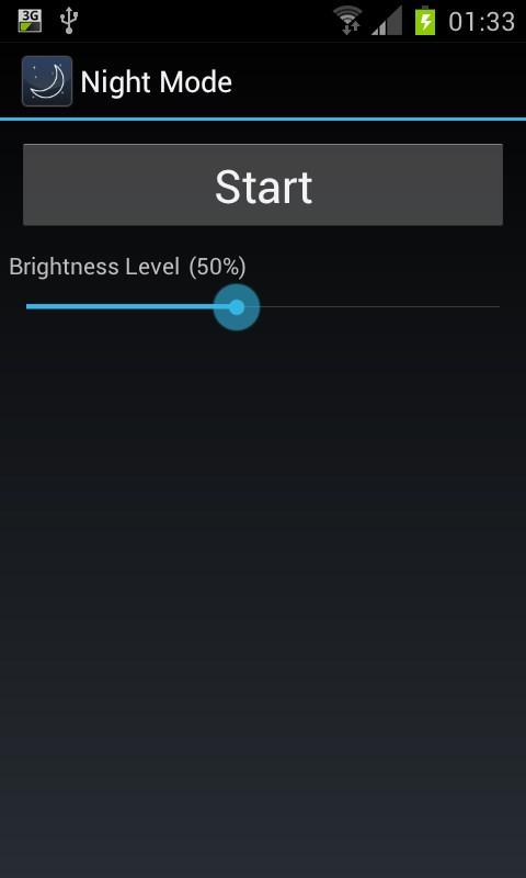 Night Mode Blue Light Filter App Mohamedovic 01