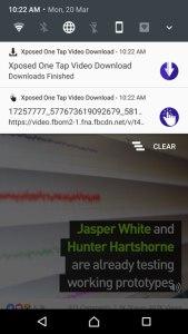 شرح كيفية تحميل ومشاركة ملفات الفيديو من Facebook إلى WhatsApp 3