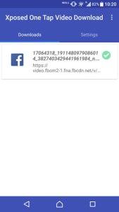 شرح كيفية تحميل ومشاركة ملفات الفيديو من Facebook إلى WhatsApp 4