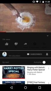يوتيوب الاسود