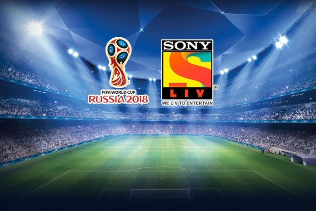 SonyLIV App for Word Cup 2018