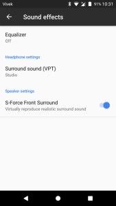Sony Audio Enhancements MOD Magisk Modules Mohamedovic 02