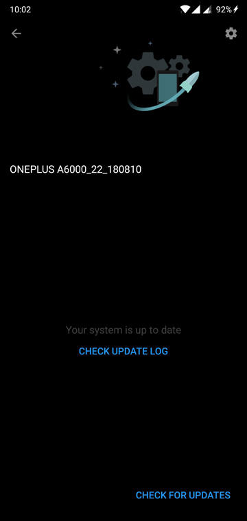 Android Pie Beta update for OnePlus 6 Mohamedovic 05