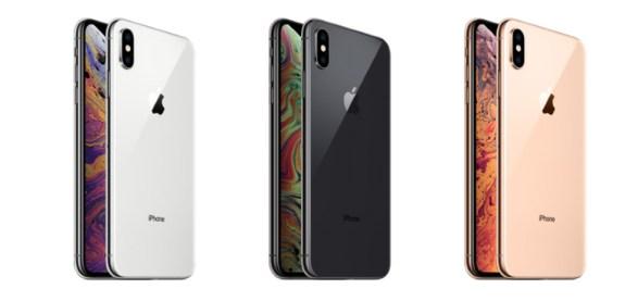 ألوان هاتف آيفون XS
