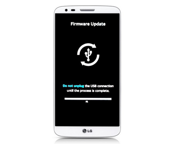 LG Android Device Download Mode