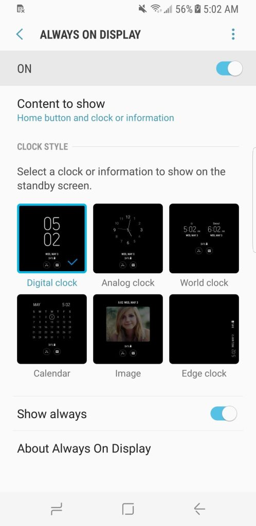 Turn Off Always On Display to prevent Screen Burn In Mohamedovic 03 scaled