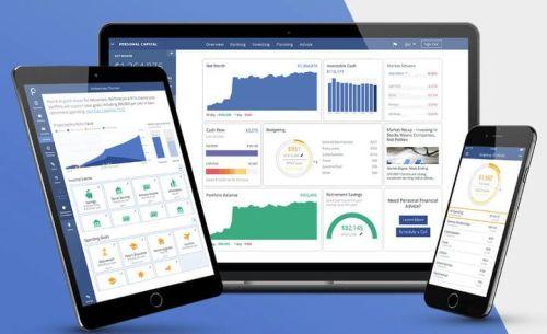 Personal Capital Finance app