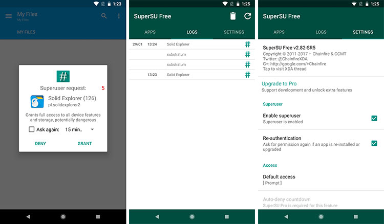SuperSU the Best Root Method for Android Devices