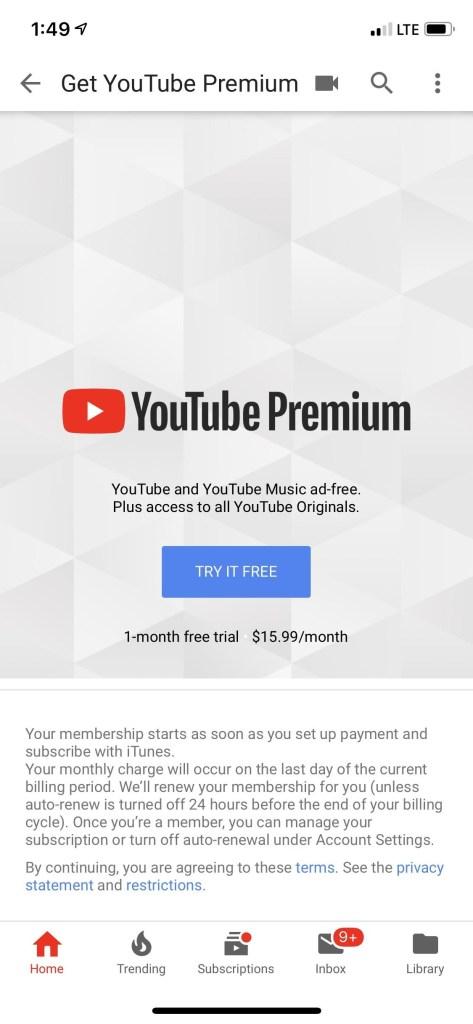 شرح كيفية حفظ مقاطع الفيديو من اليوتيوب إلى الايفون مباشرةً 2019 4