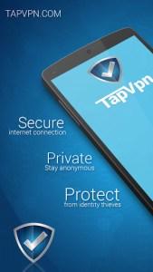 تطبيق tap vpn free