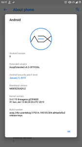 Android 9.0 Pie ROM for Samsung Galaxy Note 3 Mohamedovic 11