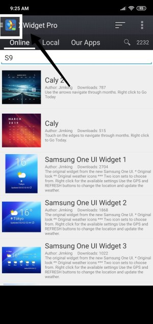 Change your Phone Face To OneUI Weather Widget 10
