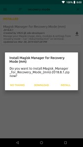 Magisk Manager for Recovery Mode 02
