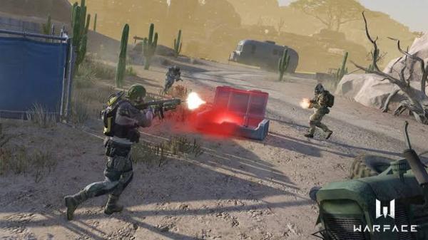 لعبة Warface - Battle Royale exe 2019