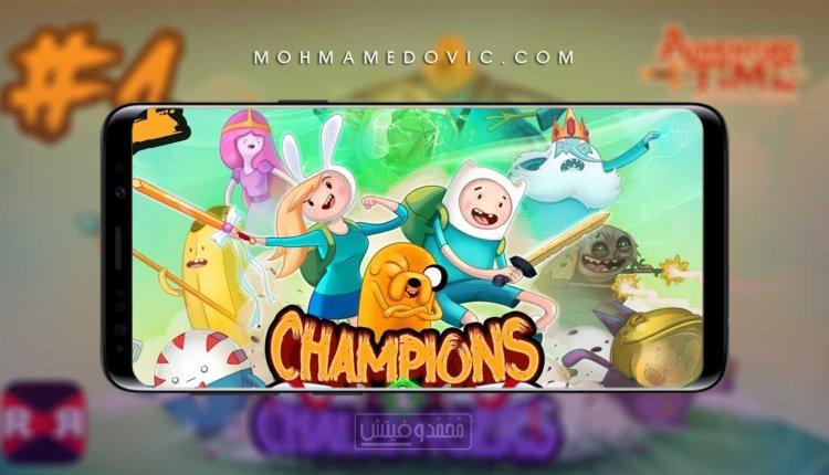 تنزيل العاب Adventure Time 2019 للاندرويد كارتون وقت المغامرة