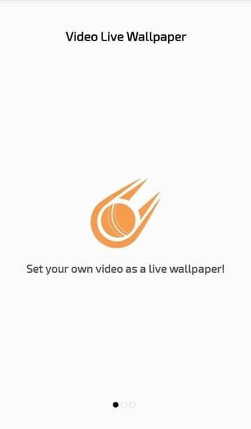 video live wallpaper 01