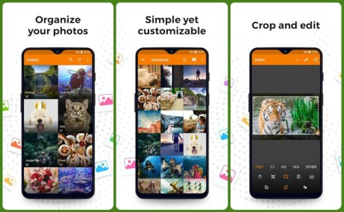 تطبيق Simple Gallery