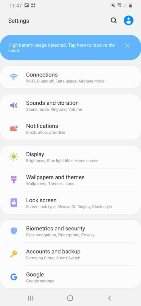 One UI Based Android Pie for Galaxy M30 Mohamedovic 04