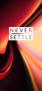 OnePlus 7 Pro Wallpaper Never Settle Mohamedovic 05