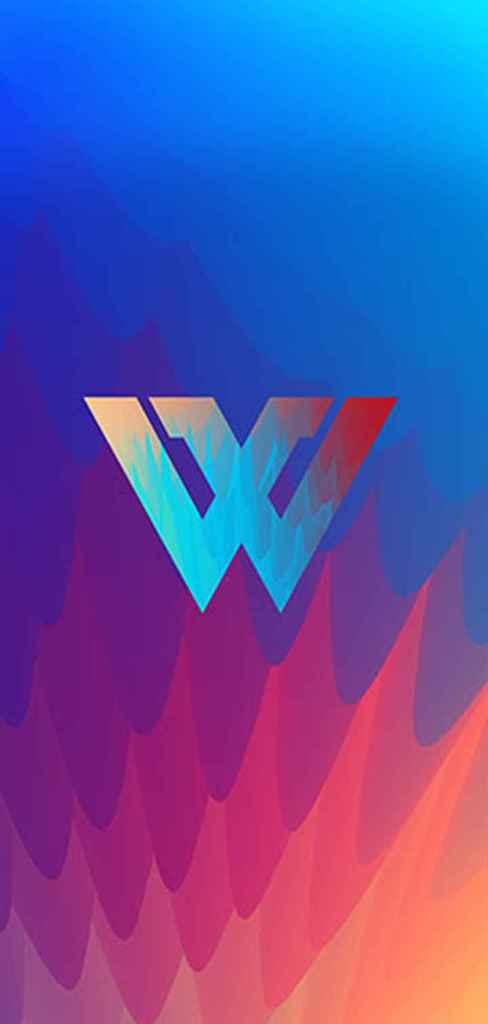 LG W30 Stock Wallpapers Mohamedovic 02