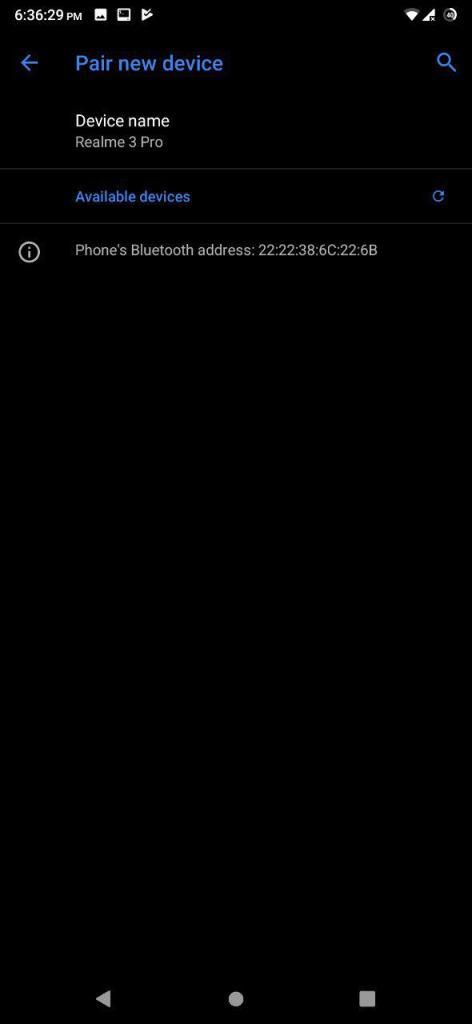 تثبيت روم LineageOS 16.0 (نظام Android Pie الخام) لهاتف Realme 3 Pro 5