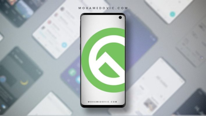 Android 10 Q update for Samsung phones