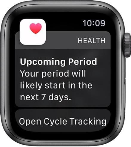 Cycle Tracker Apple Watch 07