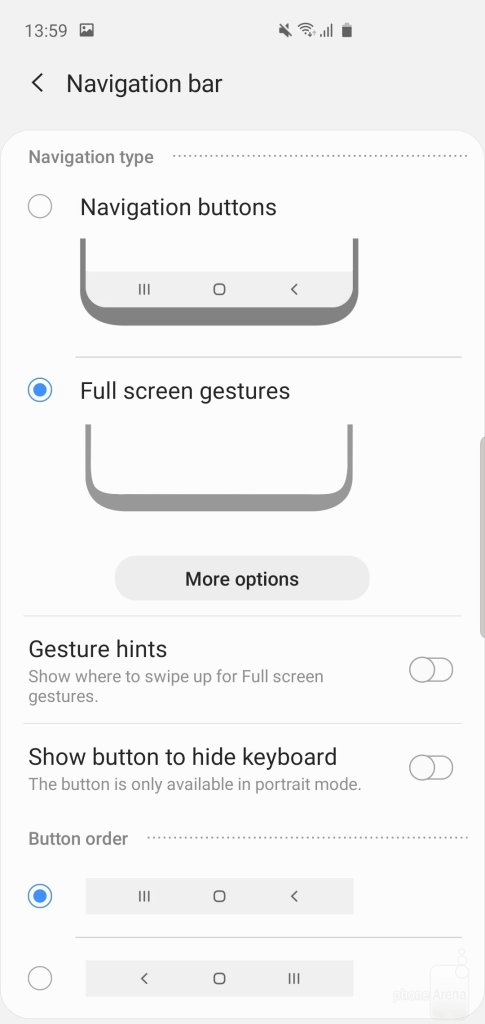 Galaxy S10 Android 10 Firmware Update 01