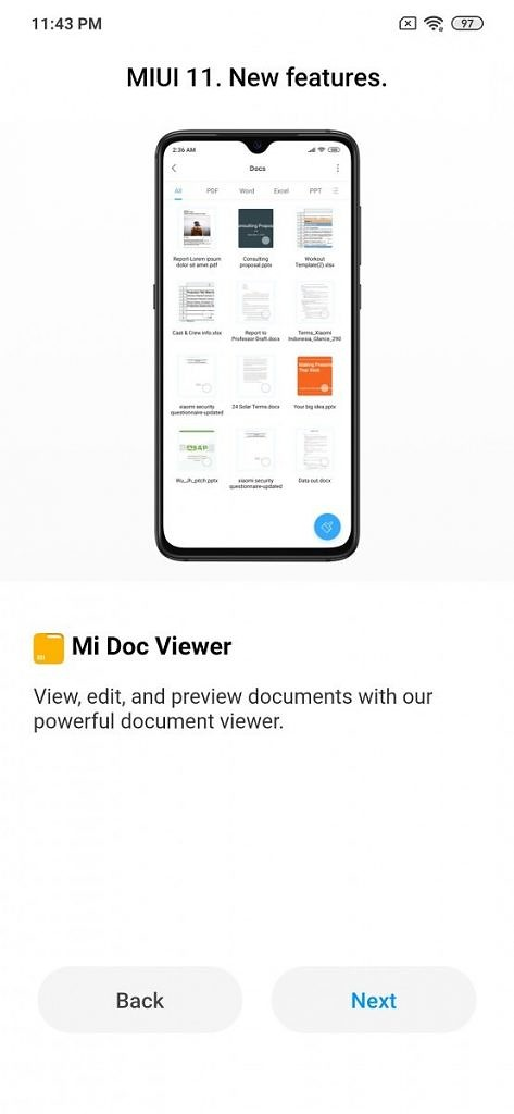 Redmi Note 5 Pro MIUI 11 Firmware Update Mohamedovic 6