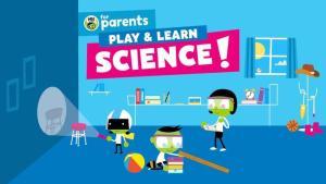 تطبيق Play and Learn Science أحد ألعاب تعليمية للأطفال