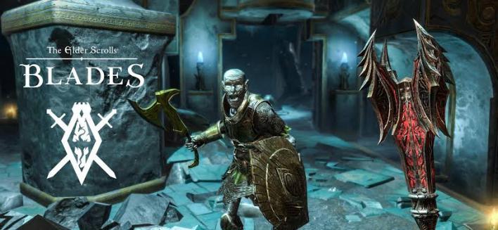 افضل العاب الاندرويد - The Elder Scrolls: Blades