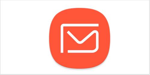 تطبيق البريد الإكتروني من سامسونج