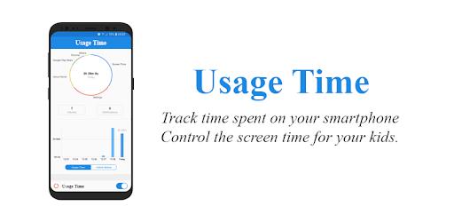 تطبيق Usage Time