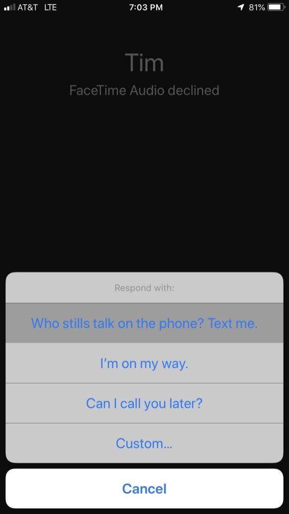 تخصيص المكالمات الهاتفية Phone Calls21