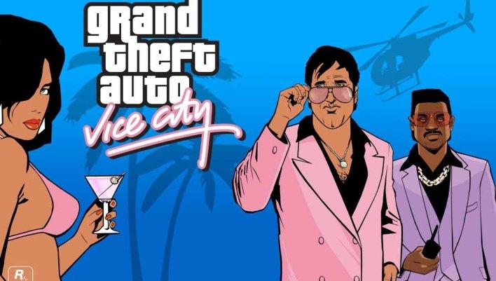 تحميل لعبة gta vice city