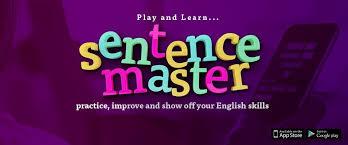 تطبيق Learn English Sentence Master أحد ألعاب للغة الانجليزية