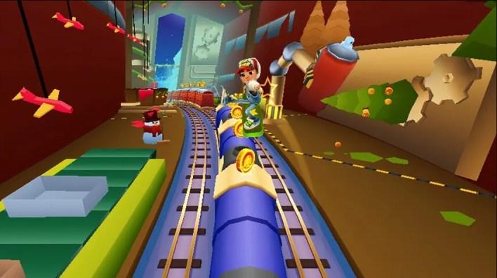 لعبة Subway Surfers PC